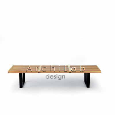 George Nelson: Bench - 428