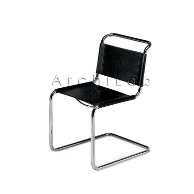 Mart Stam: Chair - 04